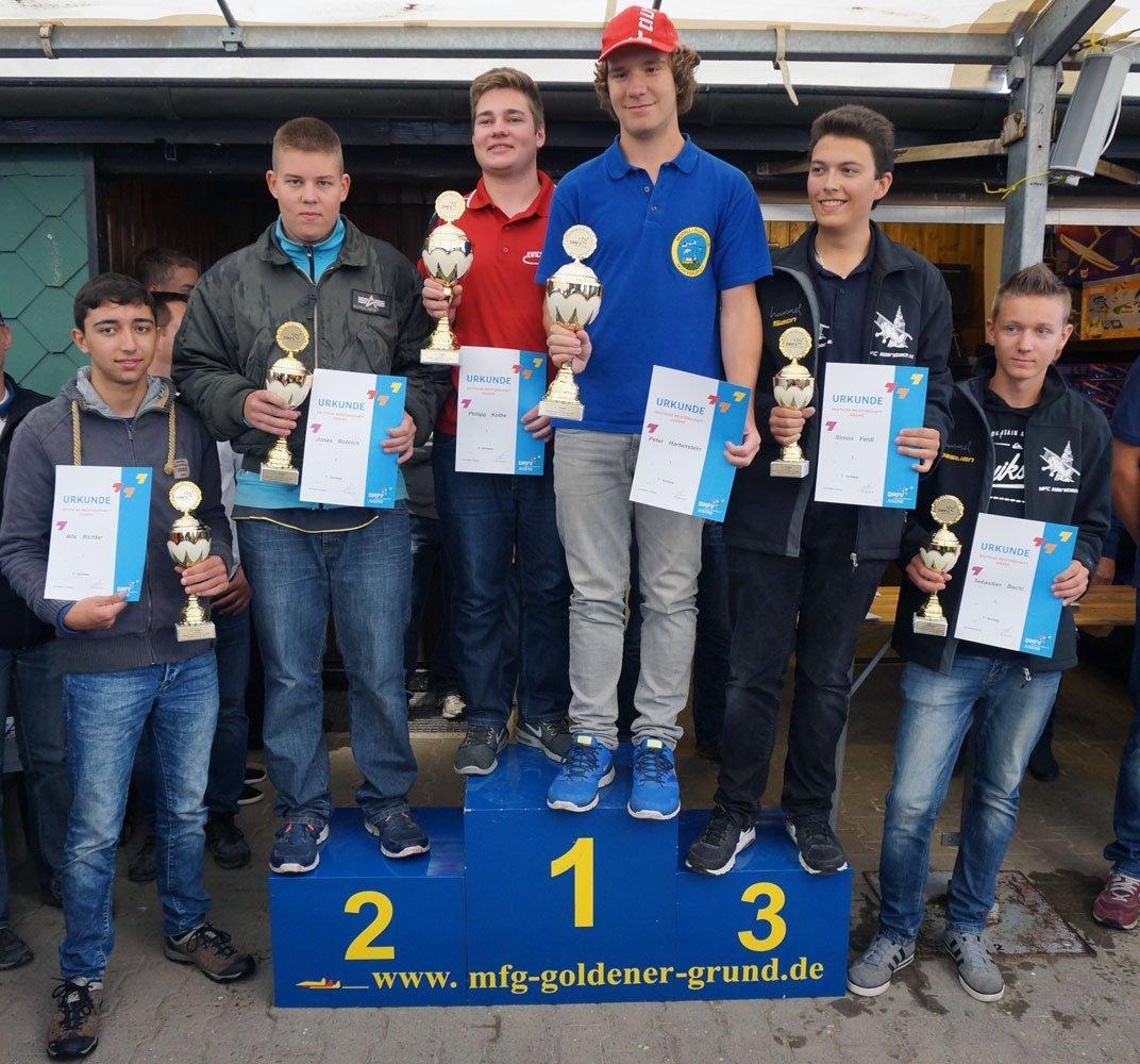 Ergebnisse Der Deutschen Jugendmeisterschaften